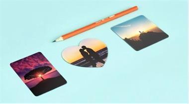 Grote foto de perfecte vakantie herinnering diensten en vakmensen drukwerk en grafisch ontwerpers