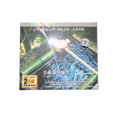 Grote foto dubbel cd spa muziek bamboe waterfalls muziek en instrumenten cds minidisks cassettes
