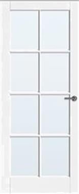Grote foto cando binnendeur dundee 83x231 5cm doe het zelf en verbouw deuren en horren