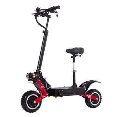 Grote foto elektrische off road smart e step scooter 2400w 30ah bat fietsen en brommers onderdelen