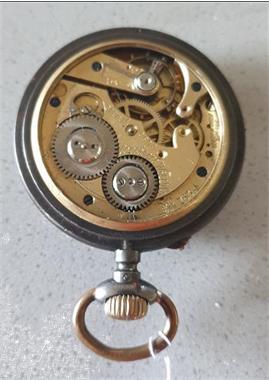 Grote foto cortebert watch co. lepine taschenuhr mechanische digita kleding dames horloges