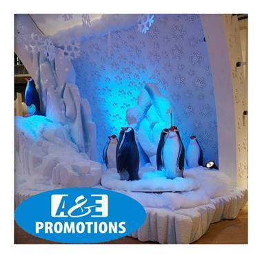 Grote foto ijs frozen rekwisieten verhuur amsterdam haarlem hobby en vrije tijd feestartikelen verhuur