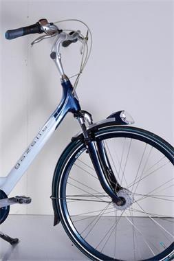 Grote foto gazelle montreux damesfiets 49cm 8v. demo model fietsen en brommers damesfietsen