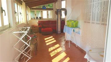 Grote foto koopje townhouse 3 slaapk. solarium onderbouw huizen en kamers bestaand europa
