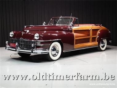 Grote foto chrysler town and country 2 door convertible 48 auto chrysler