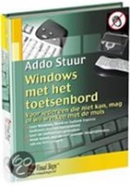 Grote foto te koop windows met het toetsenbord. boeken informatica computer
