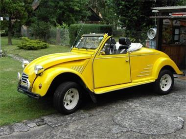 Grote foto 2cv convertible hoffmann xl large op base azka auto citro n