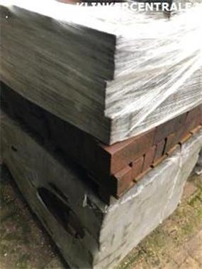 Grote foto 20005 restpartij 11 5m2 bruin gem leerd gebakken klinkers di tuin en terras tegels en terrasdelen