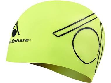 Grote foto aqua sphere triathlon badmuts geel geel sport en fitness zwemmen