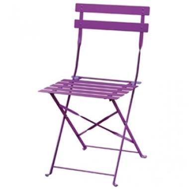 Grote foto bolero stalen stoel grijs per 2 diversen overige diversen