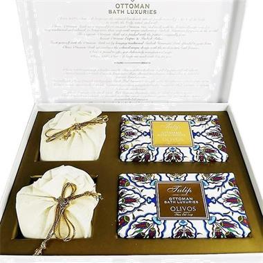 Grote foto ottoman tulip bath luxuries tickets en kaartjes overige sport korting en cadeaubonnen