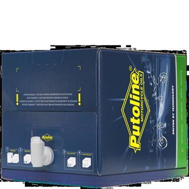 Grote foto putoline n tech pro r 10w50 20 liter auto onderdelen accessoire delen