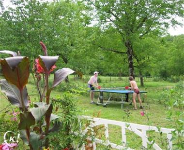 Grote foto mooie oude boerderij zwembad grote tuin wifi vakantie frankrijk