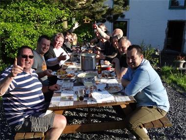 Grote foto b b la fermette blanche nederlandse eigenaar vakantie belgi