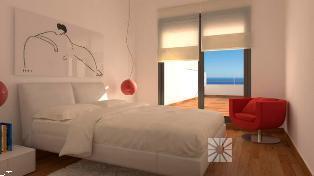 Grote foto moderne luxe appartementen zeezicht moraira vakantie spaanse kust