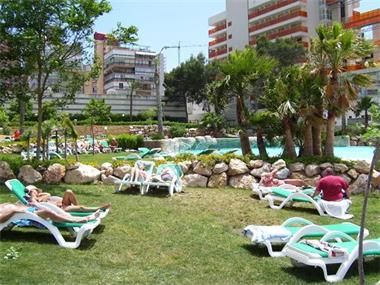 Grote foto benidorm gemelos 22 zomer 2014 splashing vakantie spaanse kust