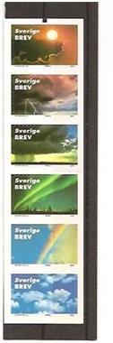 Grote foto signalen uit de lucht uit zweden verzamelen postzegels overige
