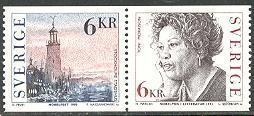 Grote foto nobelprijs literatuur uit zweden verzamelen postzegels overige