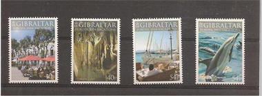 Grote foto gibraltar europa verzamelen postzegels overige