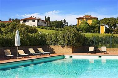 Grote foto luxe safaritent met badkamer op elba vakantie italie
