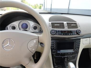 Grote foto mercedes 270 cdi diesel 2004 in top staat. auto mercedes