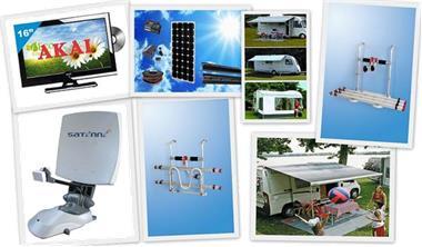 Grote foto onderdelen toebehoren camper caravan caravans en kamperen caravan accessoires