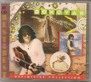 Grote foto donovan definitive collection muziek en instrumenten cds minidisks cassettes
