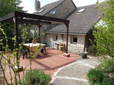 Grote foto charmante vakantiewoning in de bourgogne vakantie frankrijk