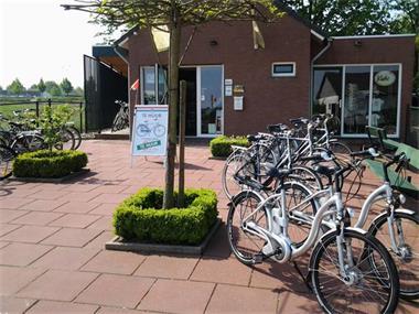 Grote foto accu revisie elektrofiets fietsen en brommers elektrische fietsen