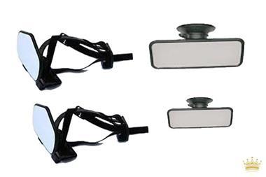 Grote foto cbr gekeurde spiegels voor lesbord dakbord auto onderdelen accessoire delen