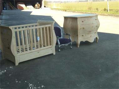 Hoogte Commode Babykamer : Exclusieve buik barok commode perfect hoogte kopen babykamers