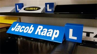 Grote foto dakbord lesbord met kwaliteit v.a. 80 auto onderdelen accessoire delen