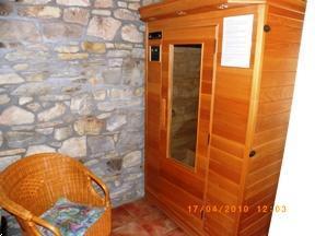 Grote foto vakantieverblijf met sauna op baraque de fraiture vakantie belgi