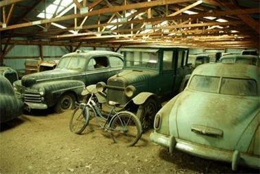Grote foto oldtimer stalling adressen overzicht diensten en vakmensen verhuur auto en motor
