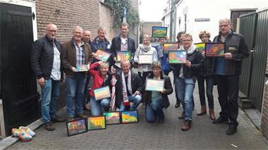 Grote foto creatief creatieve activiteiten bij kreactief diensten en vakmensen themafeestjes