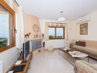 Grote foto kreta rethymno villa prive pool 3 slpk wi fi vakantie griekenland