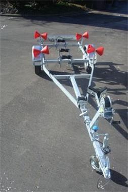 Grote foto nieuwe betaalbare boottrailer van vdm watersport en boten boottrailers