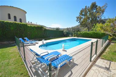 Grote foto villa met zwembad 6 persoons vakantie spanje