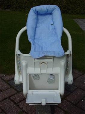 Grote foto maxi cosi 2000 met draagbeugel kinderen en baby autostoeltjes