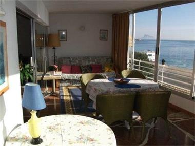 Te huur appartement maria 1 altea benidorm spanje - Hoe een grote woonkamer te voorzien ...