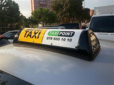 Grote foto taxibord taxibalk nieuw nu 130 ex auto onderdelen accessoire delen