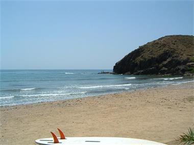 Grote foto strandwoning spanje vakantie spaanse kust