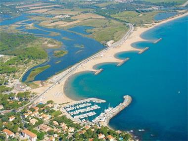 Grote foto te huur mobilhomes in st tropez direct aan zee vakantie frankrijk