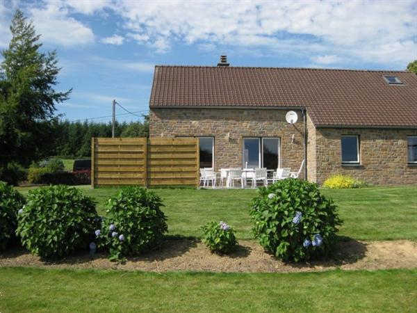 Grote foto vakantiewoning met ruime tuin voor 10p vakantie belgi