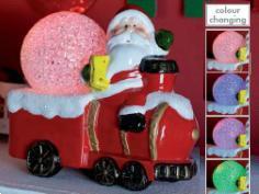Grote foto kerst decoratie met led verlichting diversen kerst