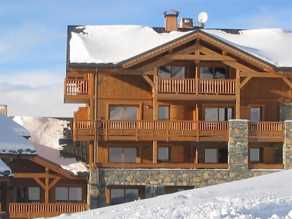 Grote foto skiappartementen tot 50 korting vakantie frankrijk