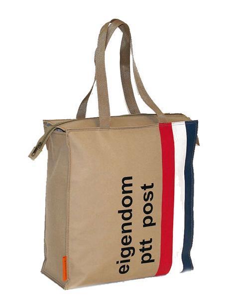 Grote foto 10 stuks shopper boodschappentas eigendom ptt post sieraden tassen en uiterlijk damestassen