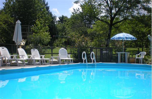Grote foto dordogne hans en grietje huisje zwembad zomer vakantie frankrijk