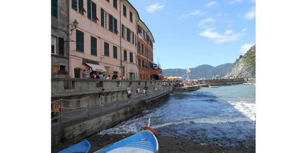 Grote foto holiday chalets ligurie toscane aan zee itali vakantie italie