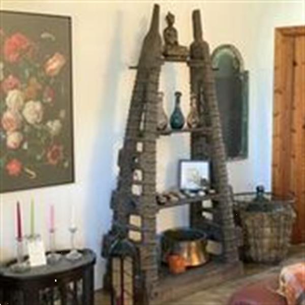 Grote foto brocante buffetkast shabby meubel vintage huis en inrichting buffetkasten